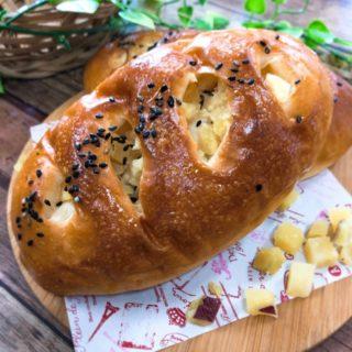 高知産いもパン
