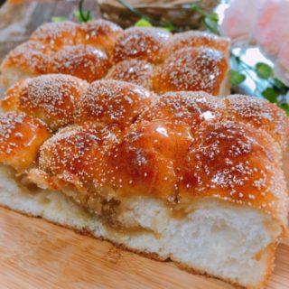 メープルちぎりパン