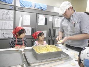 夏休みこどもパン教室開催します